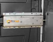 Limolock_slide - M-protect - Secure load space - Secure cargo - Secure van