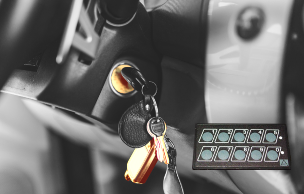 Intelligent Block System - M-Protect - vehicle security - secure load - secure van - secure vehicle - secure car - secure truck